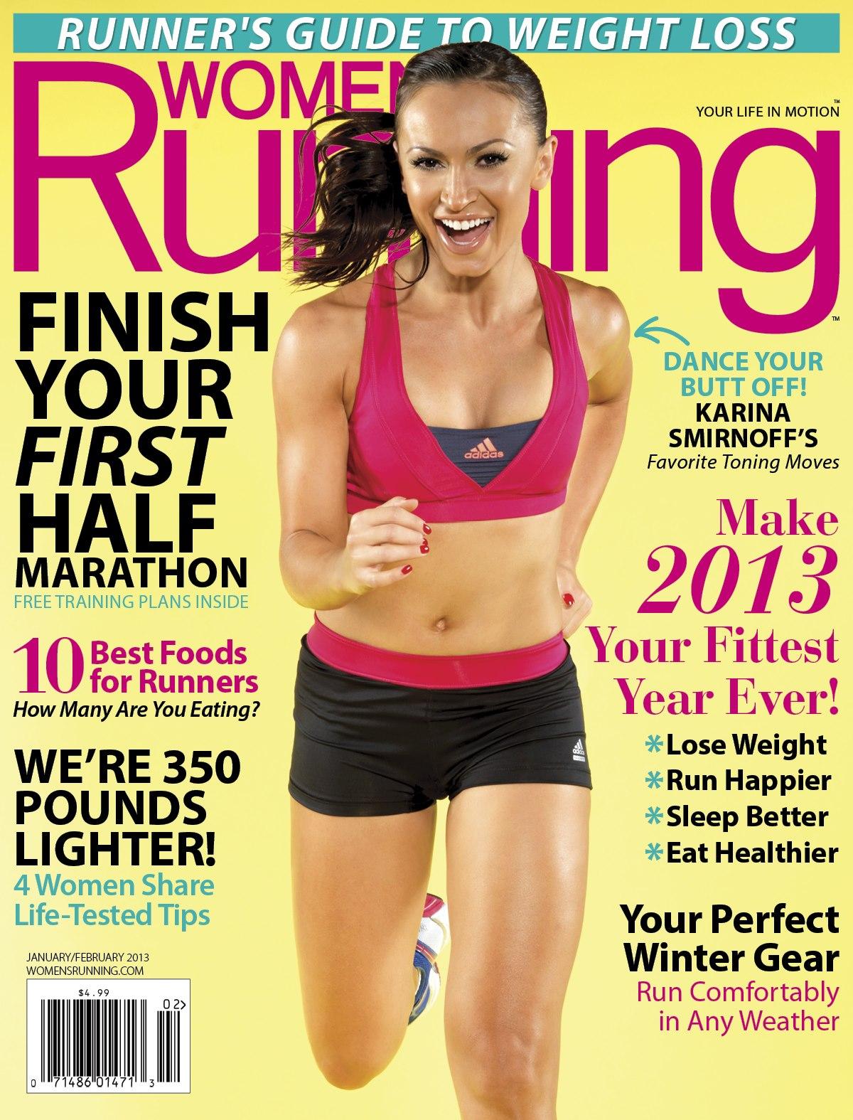 Women s Running Magazine- Blogger On The Run   GIVEAWAY! – Mile Long ... 5b06dd21c0