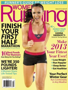 photo courtesy Women's Running Magazine